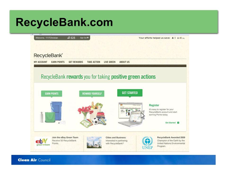 RecycleBank.com