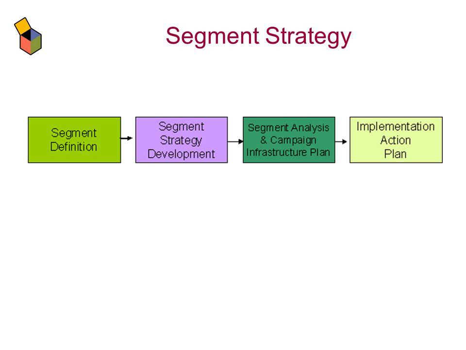 Segment Strategy
