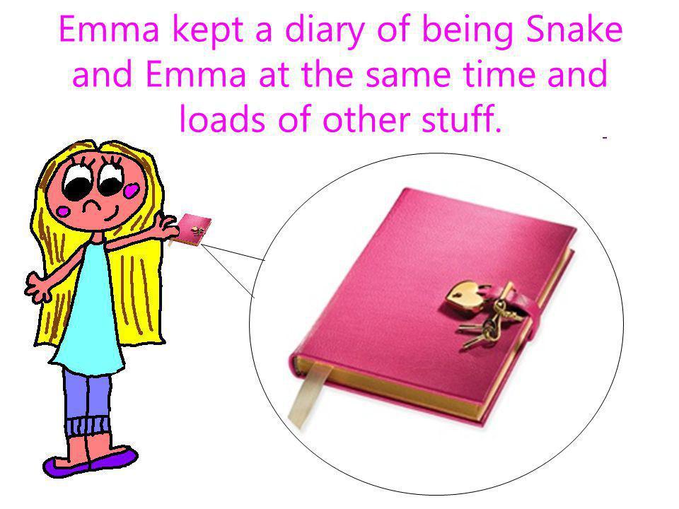 Emmas Diary Episode 5