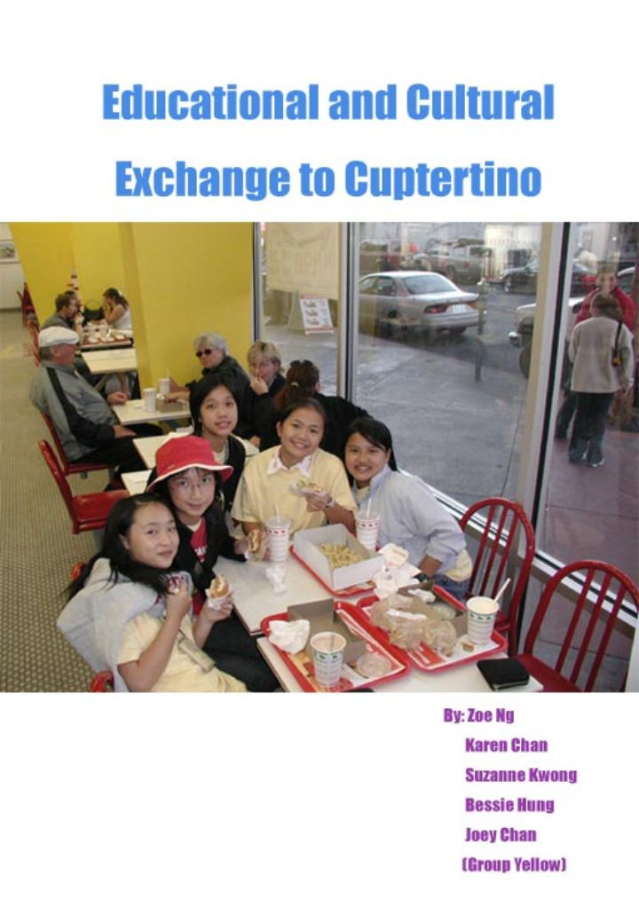 Content Introduction School Life Life in host family Interaction with the community Outings Conclusion Suzanne Kwong Zoe Ng Karen Chan Bessie Hung Joey Chan Suzanne Kwong