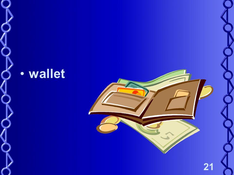21 wallet