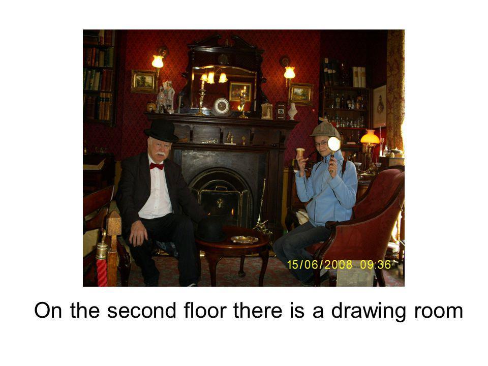 аnd Holmes room.