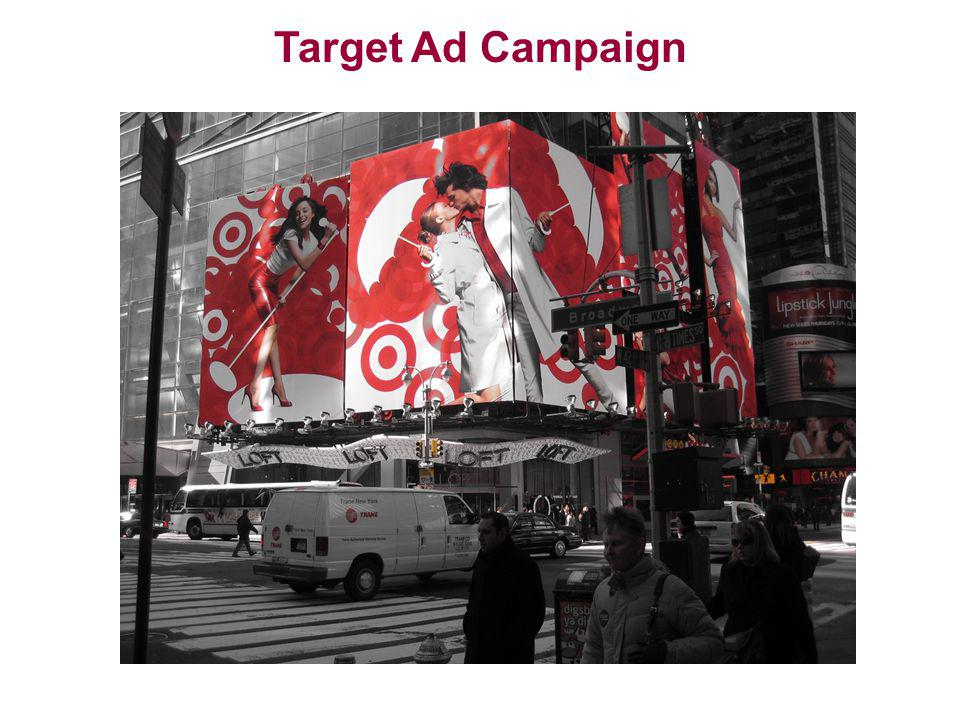 Target Ad Campaign