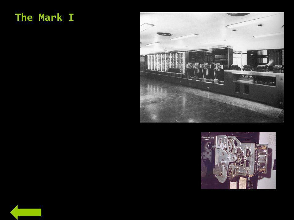 The Mark I