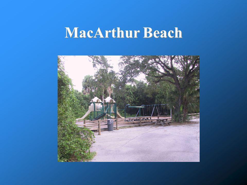 MacArthur Beach