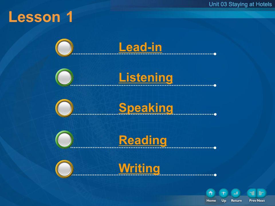 Vocabulary Exercise 6.