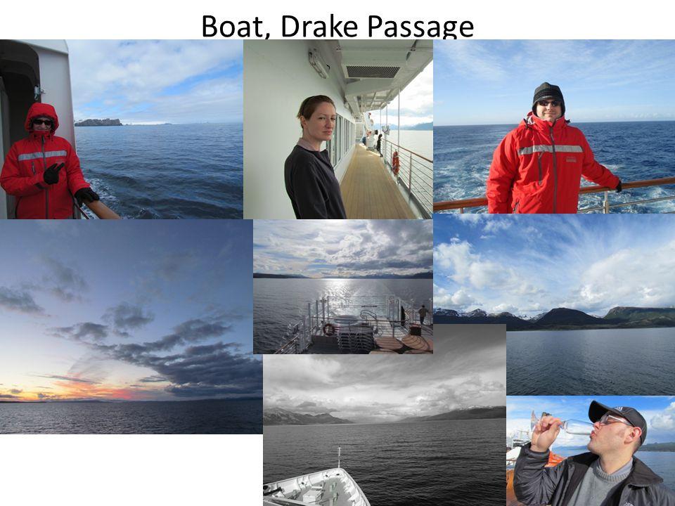 Boat, Drake Passage