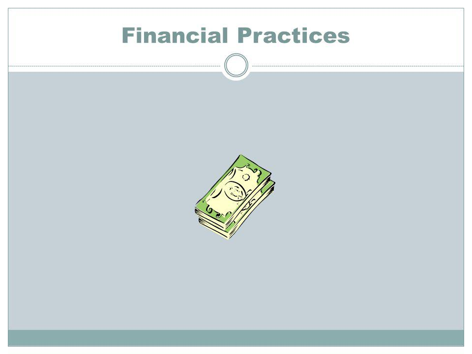 Financial Practices