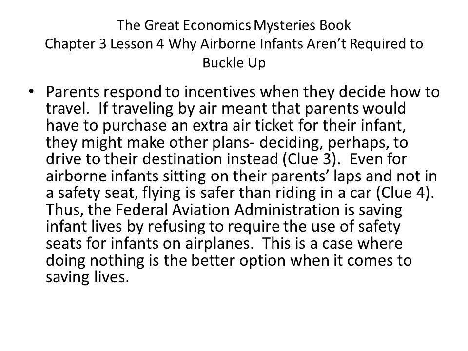 The Great Economics Mysteries Book Chapter 5 Lesson 4 The Tragedy of the Commons