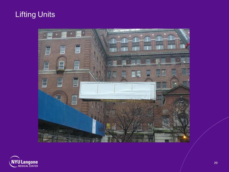 Lifting Units 20
