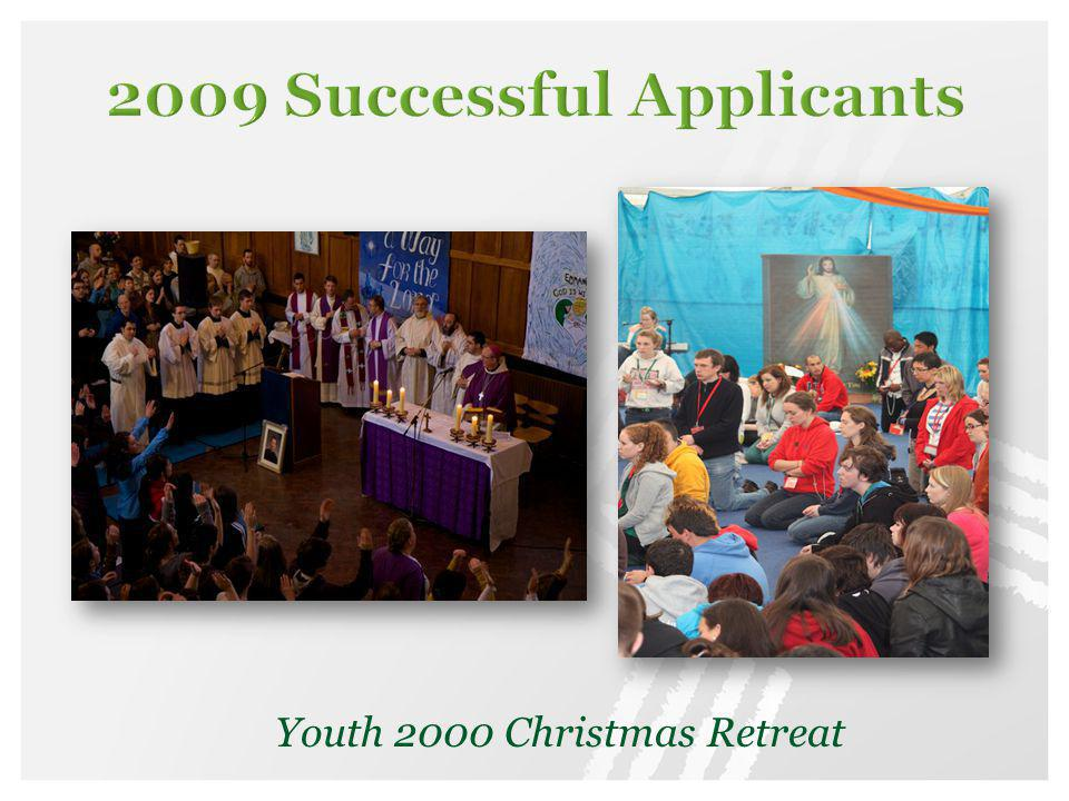 Youth 2000 Christmas Retreat