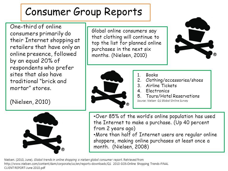 Consumer Group Reports Nielsen.(2010, June).