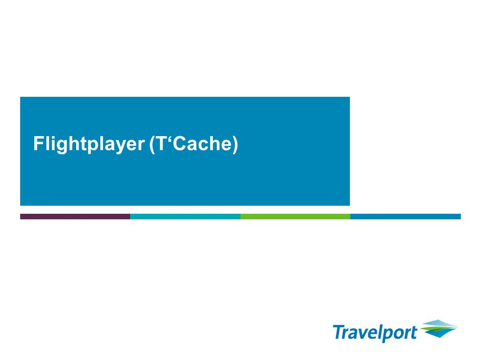 Flightplayer (TCache)