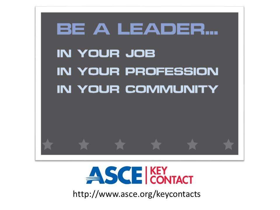 http://www.asce.org/keycontacts