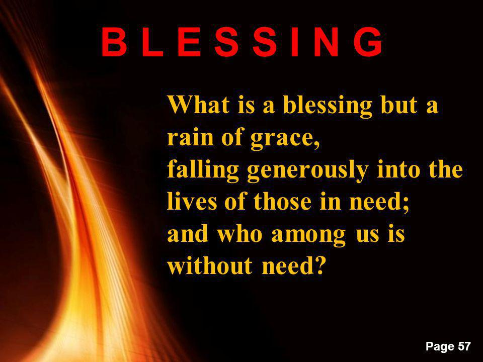 Powerpoint Templates Page 56 Blessing One Another Henri Nouwen Therefore we have to be reminded of our belovedness and remind others of theirs. Whethe