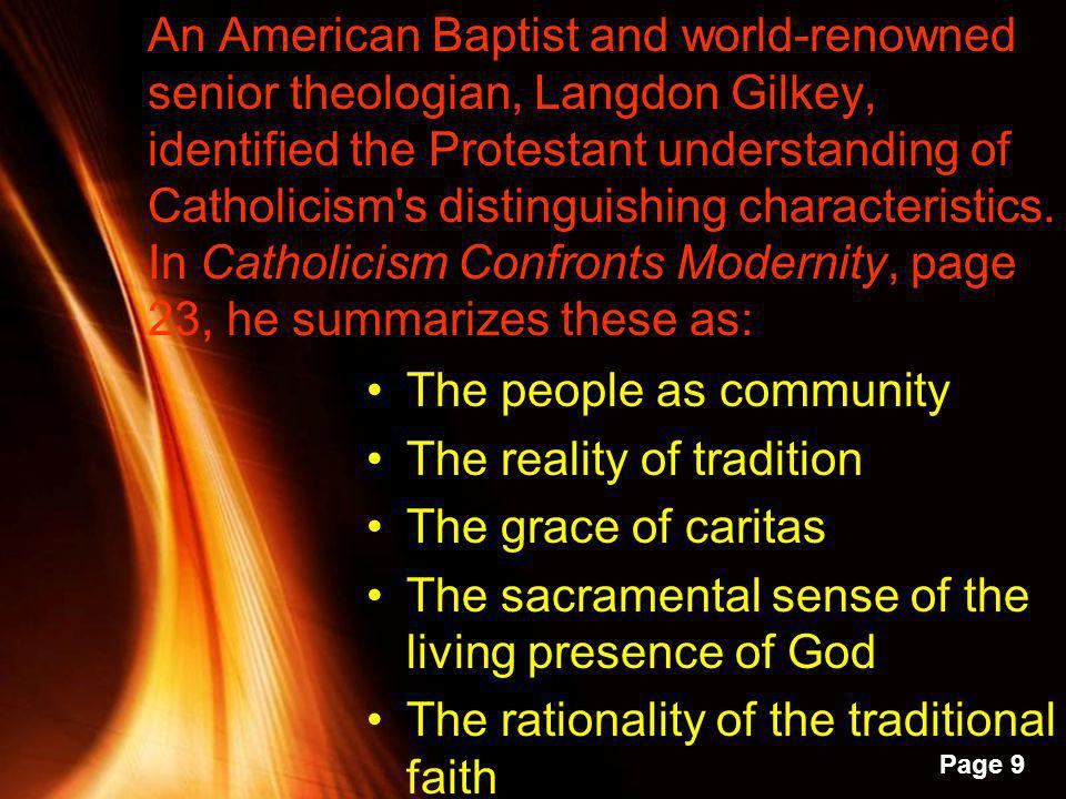 Powerpoint Templates Page 8 COMMUNITY LIFE Evangelization Community Life is present in all other components of Youth Ministry.