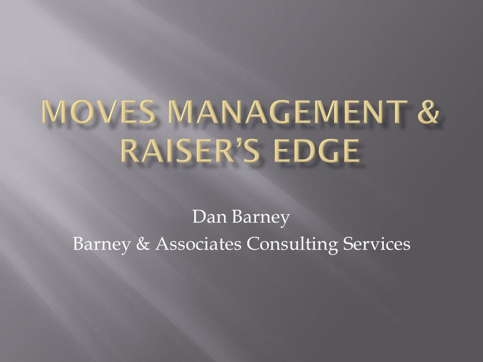 Dan Barney Barney & Associates Consulting Services