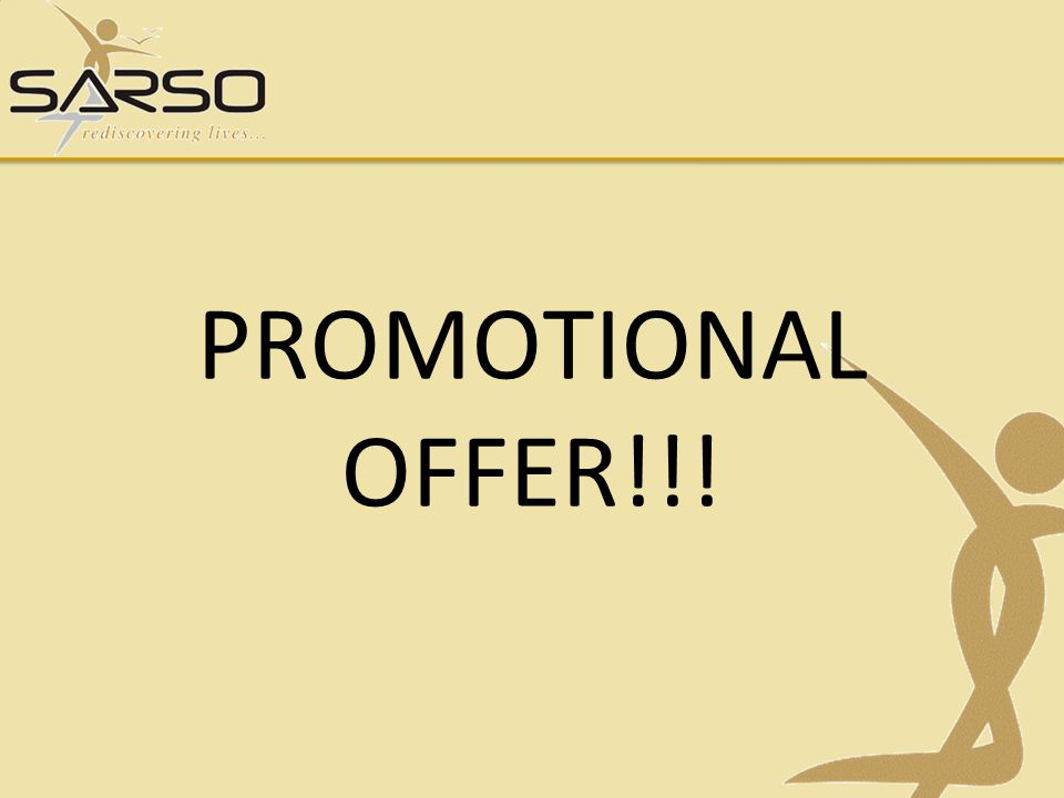 Promotional offer!!.Get SARSO Watch (worth perceived market value Rs.
