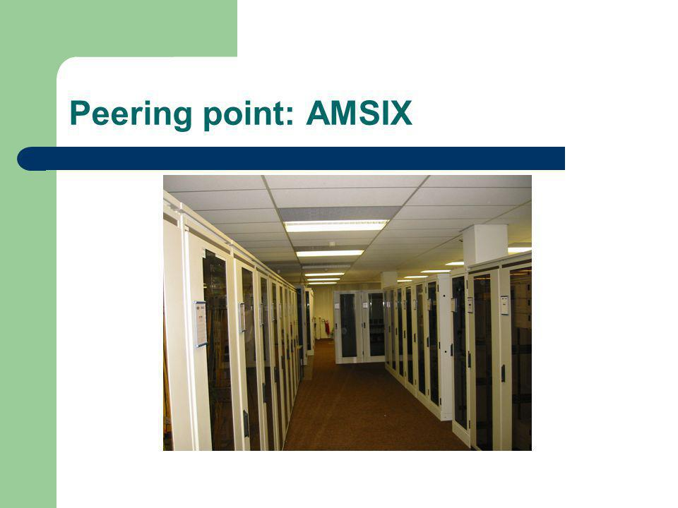 Peering point: AMSIX