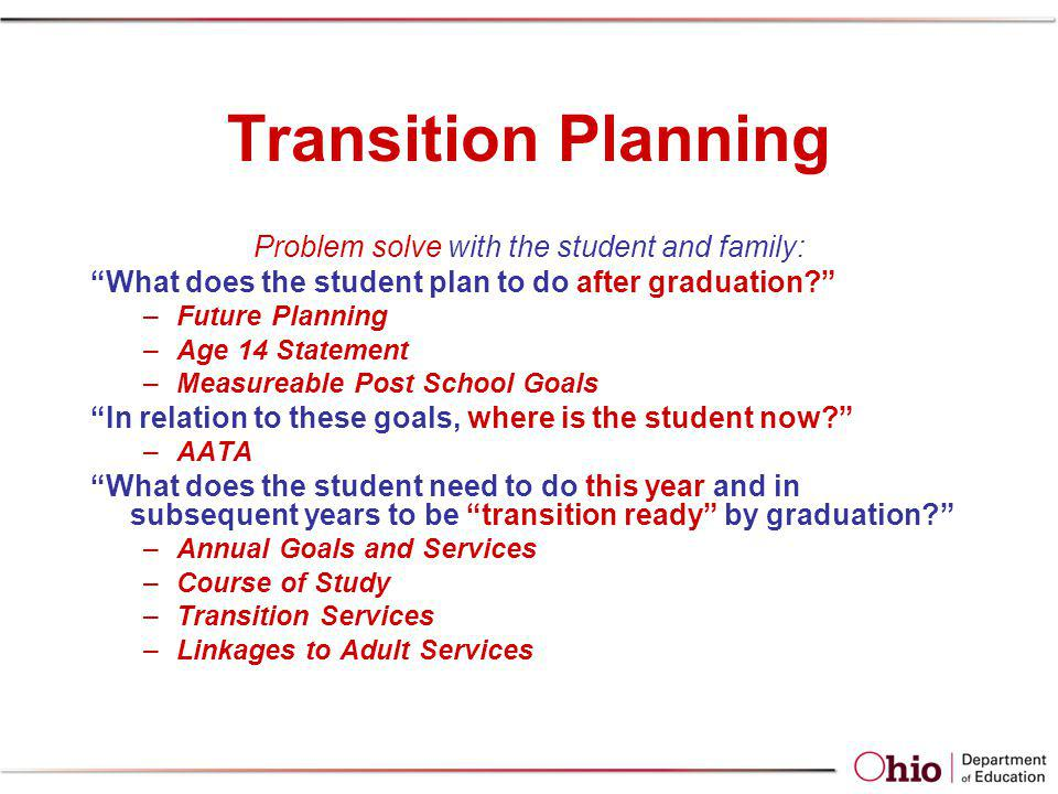 What does AATA on the IEP look like.