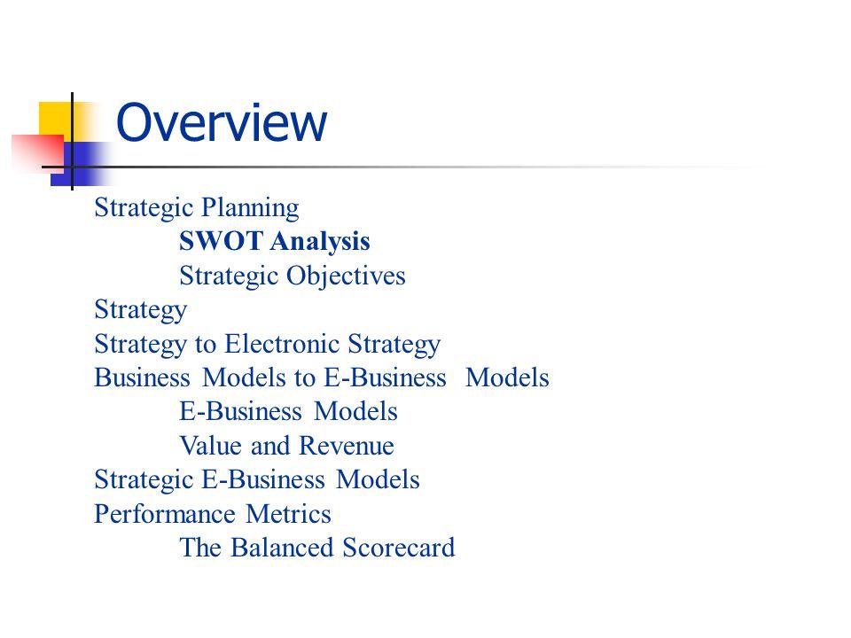 Activity Level E-Business Models Business intelligence (BI).