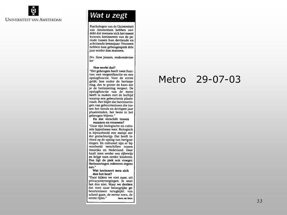 33 Metro 29-07-03