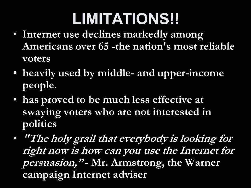 LIMITATIONS!.