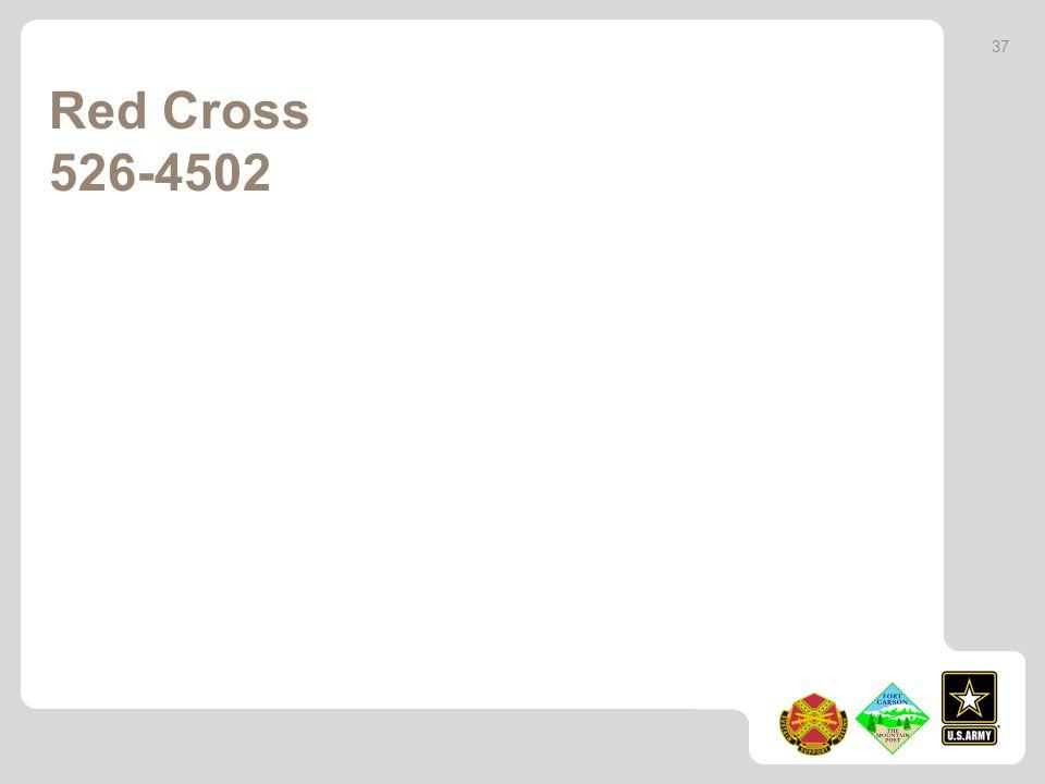 Red Cross 526-4502 37