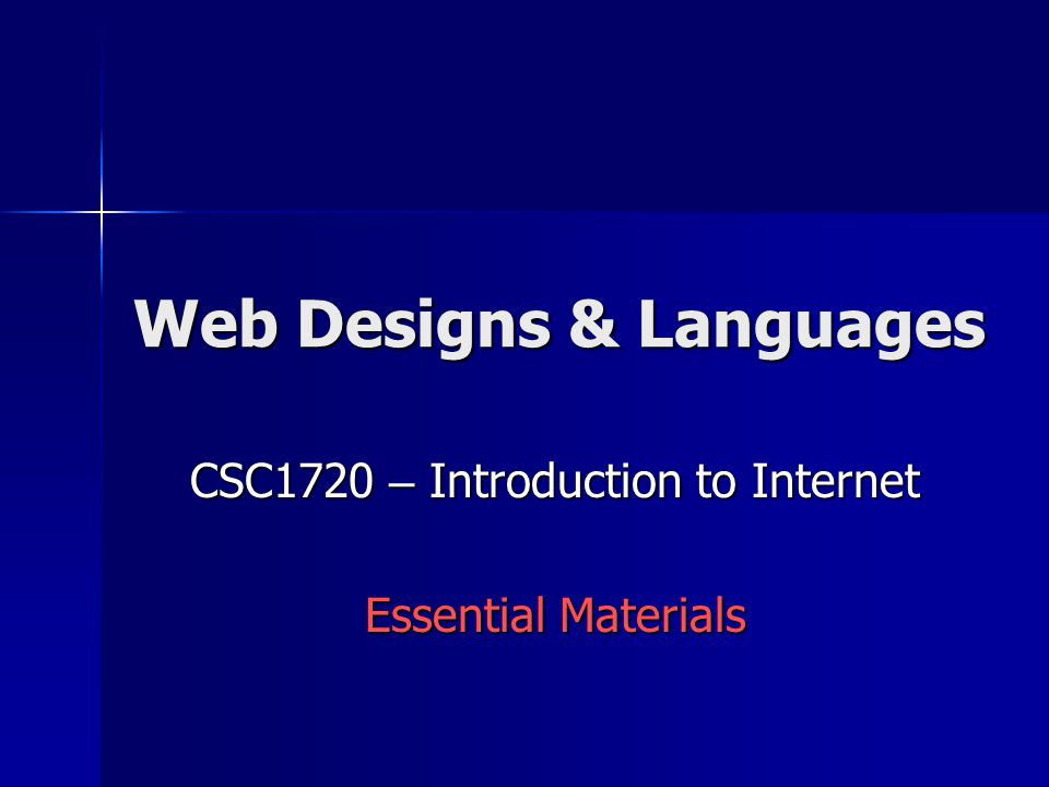 CSC1720 – Introduction to Internet All copyrights reserved by C.C. Cheung 2003.42 CSS Example
