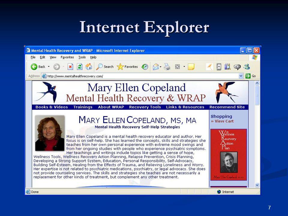 7 Internet Explorer