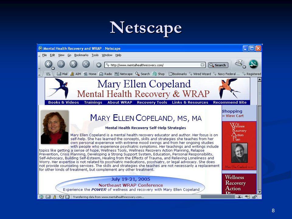 8 Netscape