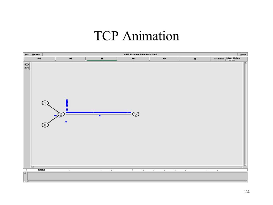 24 TCP Animation