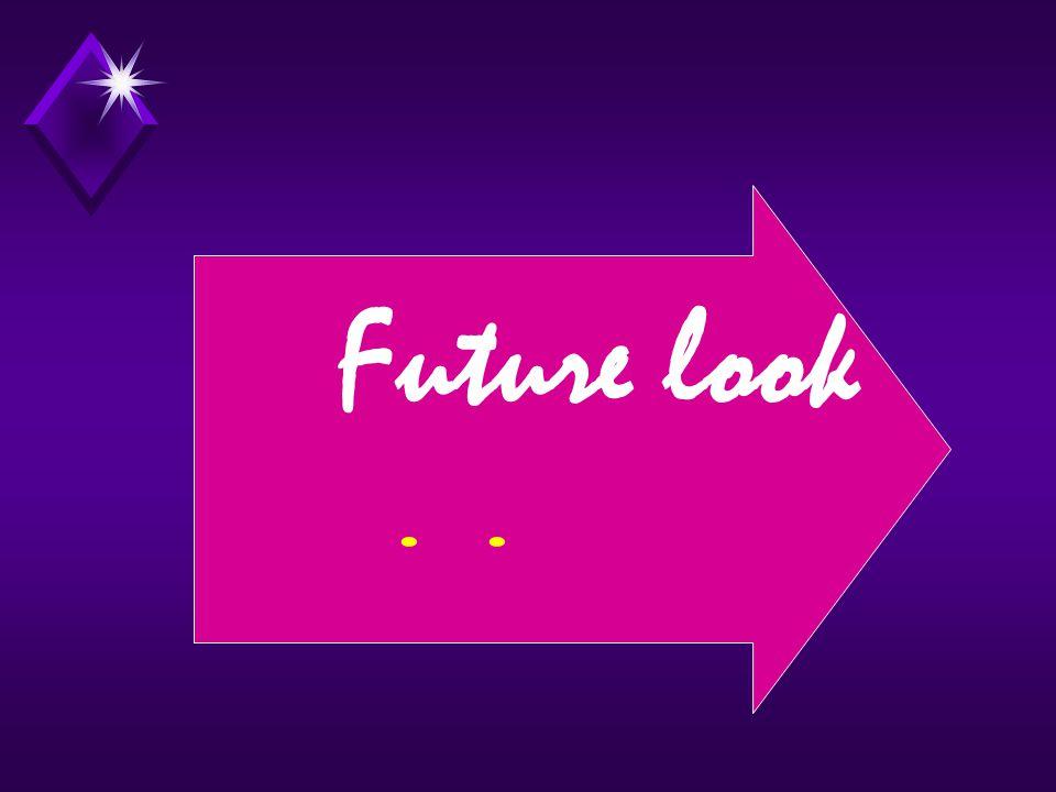 Future look..