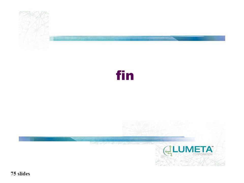 75 slides fin