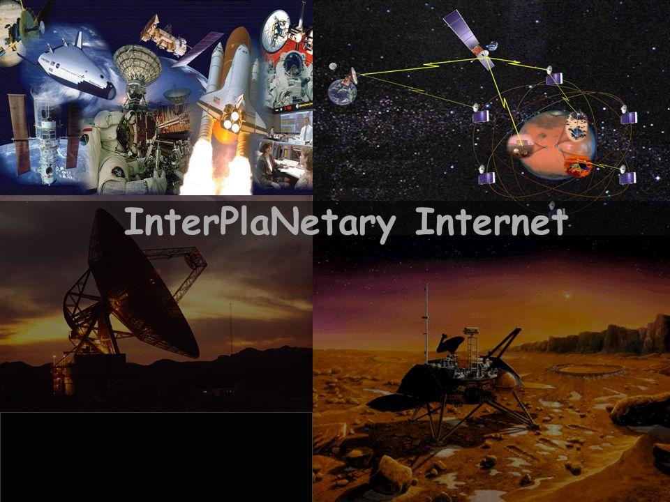 20 InterPlaNetary Internet