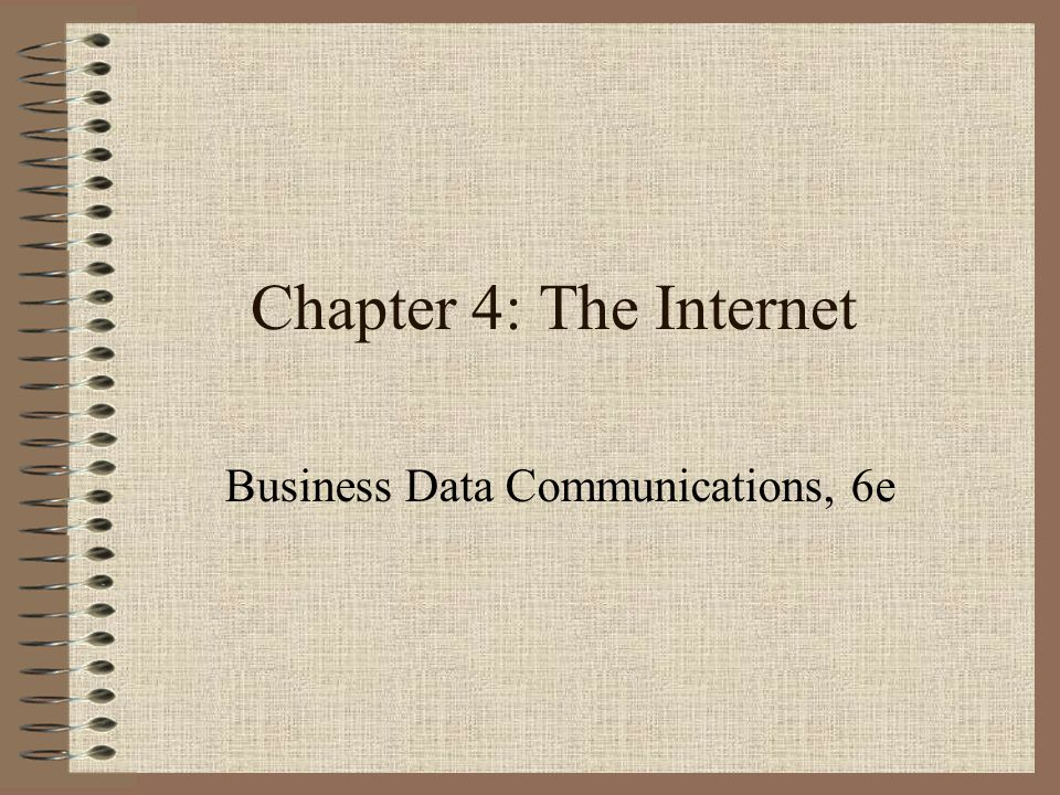 Internet History Evolved from ARPANet (Defense Departments Advanced Research Projects Agency Network) ARPANet was developed in 1969, and was the first packet-switching network Initially, included only four nodes: UCLA, UCSB, Utah, and SRI