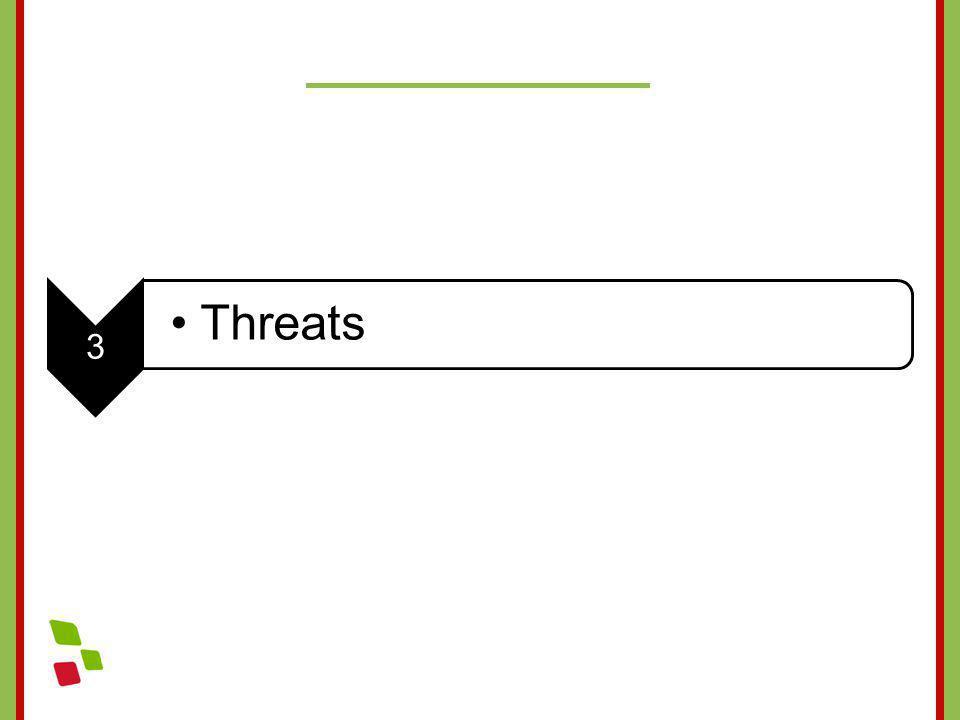 3 Threats