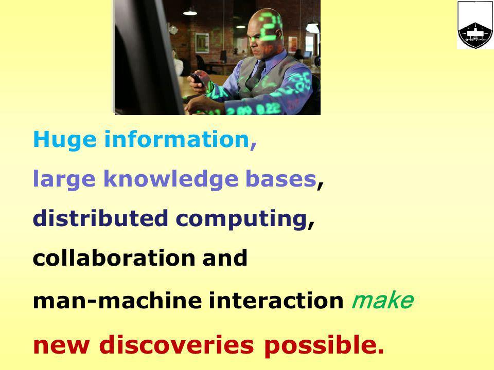 A vast amount of information