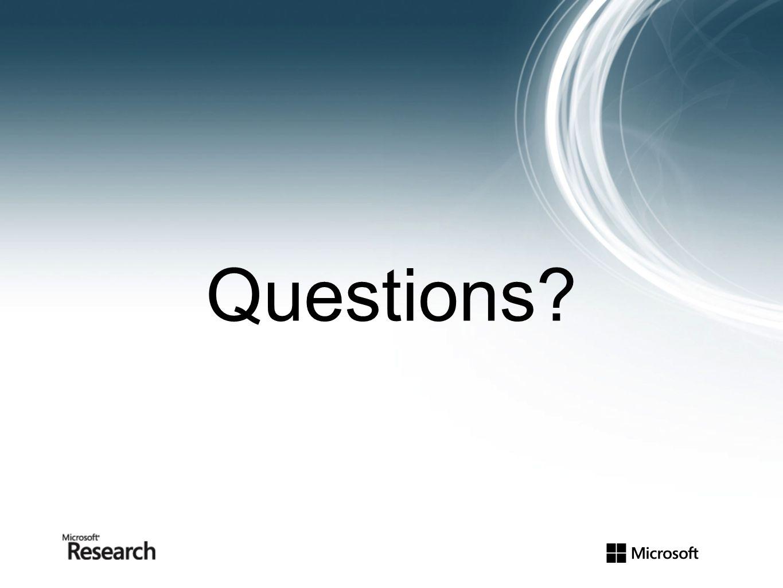 Q & A Questions?