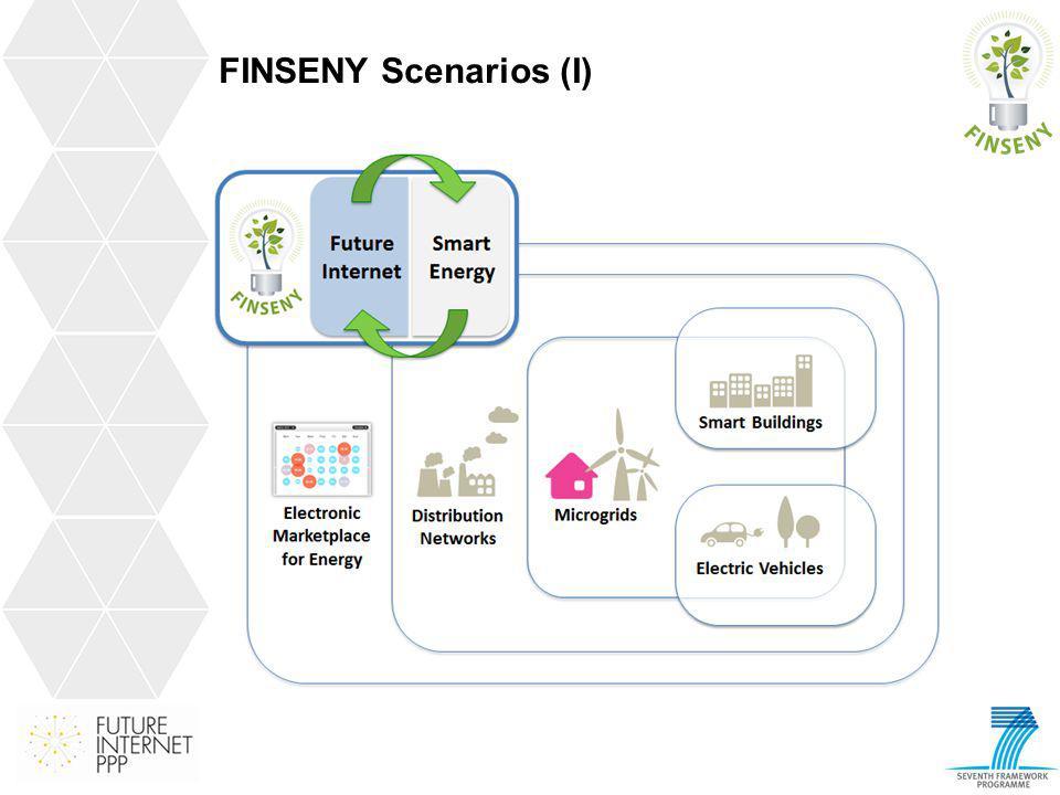 FINSENY Scenarios (I)