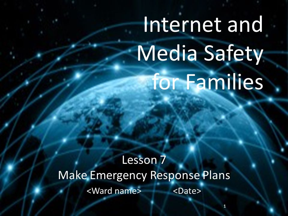 Internet and Media Safety for Families Bibliography - 2 Adblock Plus – https://addons.mozilla.org/en-US/firefox/addon/adblock-plus/ https://addons.mozilla.org/en-US/firefox/addon/adblock-plus/ Are You Media Smart.