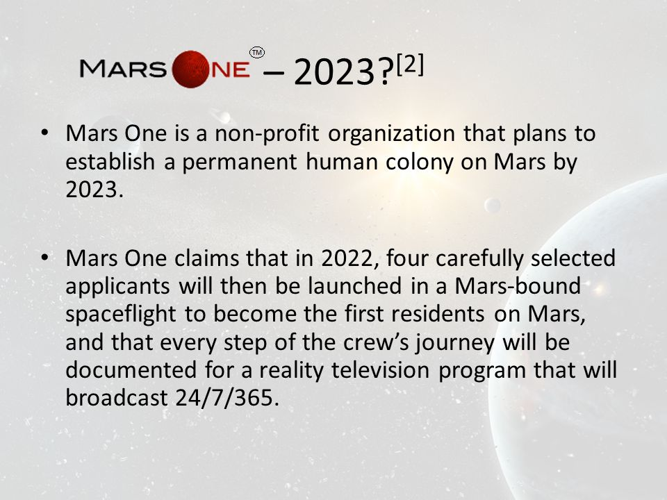 – 2023.