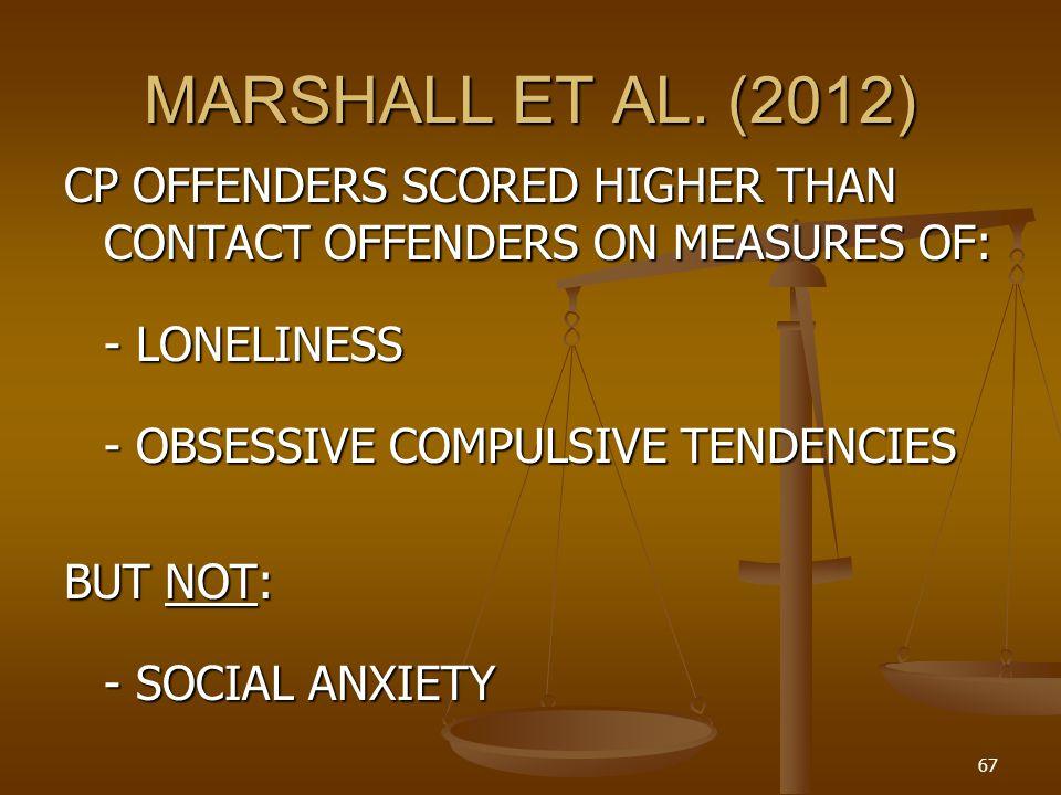 MARSHALL ET AL.