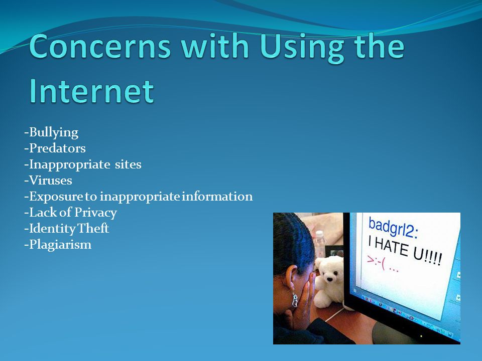 -Limit time spent on the computer -Block certain websites -Monitor sites -Use a password on the computer -Have only one computer in the house -Put computer in a common room -Educate children on internet safety -Privacy settings