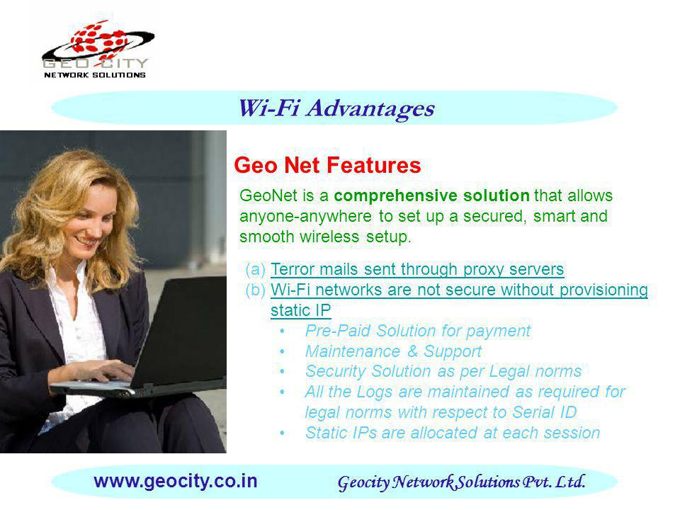 Who Can be Geonet Partners.