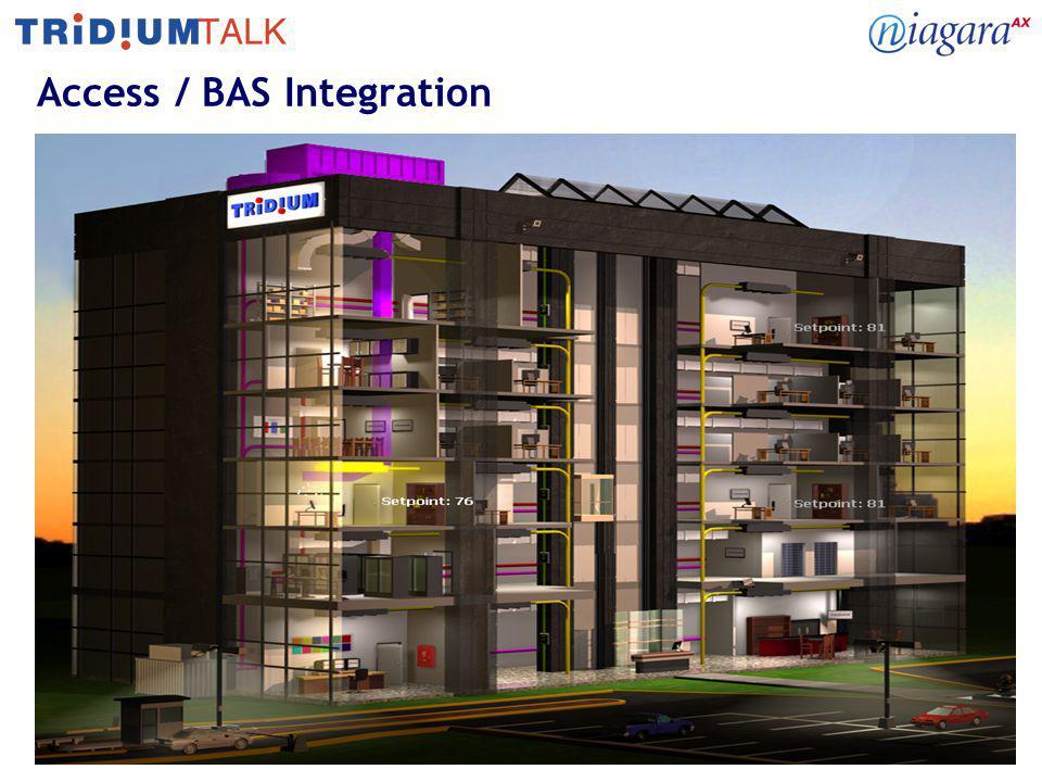 12 Access / BAS Integration