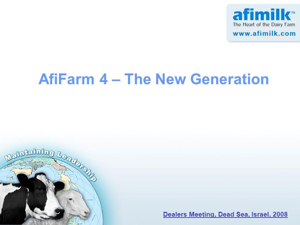 AfiFarm 4 – The New Generation Dealers Meeting, Dead Sea, Israel, 2008