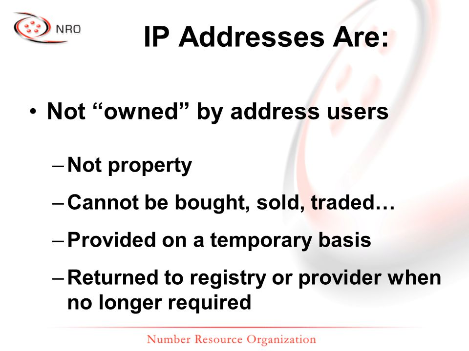 How does an IP address make the Internet work?