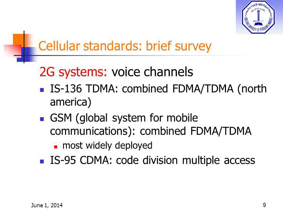 June 1, 201430 ALOHA-Based Wireless Random Access Techniques (Pure ALOHA)..