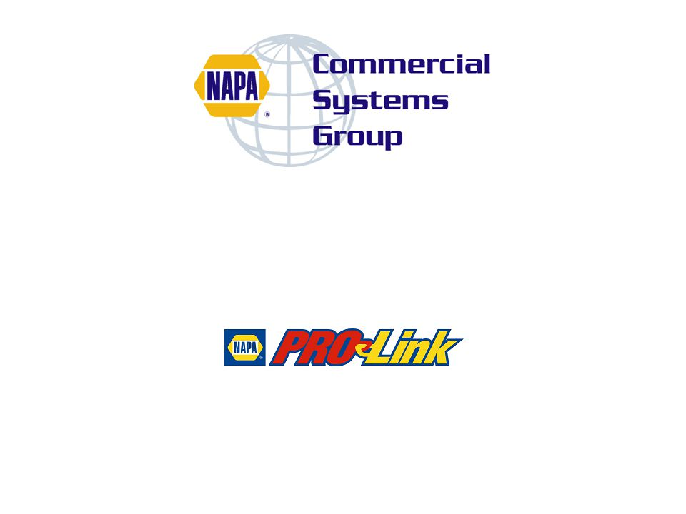 n A new way for Commercial Accounts to purchase electronically from NAPA AUTO PARTS Stores n Wholesale Customers can Browse the NAPA Catalog online n Its Internet Based – No Software to Install or Maintain – No Data Updates – No Special Hardware Requirements n No Cost to the Customer (other than a PC & ISP) n Once the NAPA Store is on the WAN, its scalable – Many Customers Can Connect Simultaneously What is NAPA PROLink?